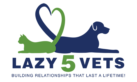 Lazy 5 Vets - Building Relationships that Last a Lifetime!